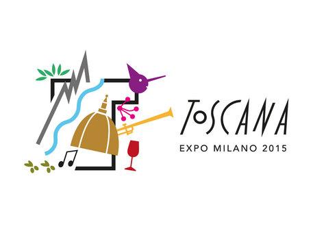 Expo: logo Toscana